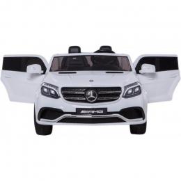 Mercedes-Benz GLS 63 4WD Белый