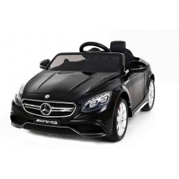 Mercedes-Benz S-63 Черный